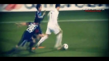 Cristiano Ronaldo - King Tricks 2011 720p