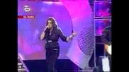 Music Idol 2 - Нора Караиванова Пее Лъжа Е на Преслава (31.03.08)