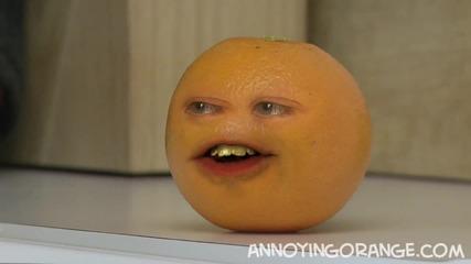 Дразнещ портокал 3 : Домат