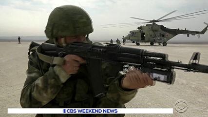 Руските войски взеха командването на американската авиобаза в Северна Сирия