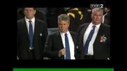 06.05 Реакцията на футболистите след последния съдийски сингал в дбубоя между Челси и Барселона