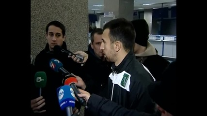 Дяков: ЦСКА е силен, но ние имаме повече достойнства да станем шампиони