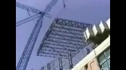 Строеж на сграда се превръща в събаряне на сграда