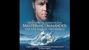 Master and Commander Soundtrack - The Phasmid