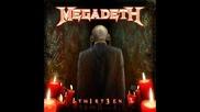 Megadeth - 13 (thirteen) + превод