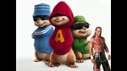 Alvin And The Chipmunks - Wwe Theme - Shawn Michaels Hbk