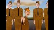 Merrie Melodies: Ден в армията (1941) + субтитри