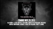 Ghosted w- William Cooper, Adlib, King Magnetic, Klee Magor, Odoub, Sicknature & Jah Youth