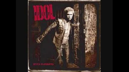 Billy Idol - World comin down