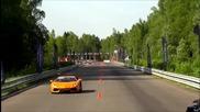 Lamborgini Aventador срещу Porche 911 Turbo