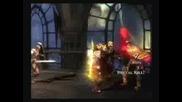 God Of War 2 City Infiltration Gameplay