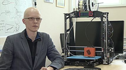 Russia: This 3D printer could allow ISS components to be created in space