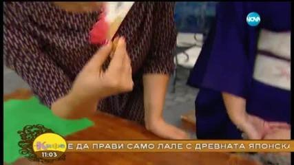 """""""На кафе"""" с Биляна Петринска"""