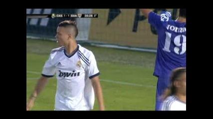 Castilla 2 - 2 Guadalajara