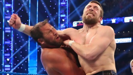 Daniel Bryan vs. Curtis Axel: SmackDown, Feb. 28, 2020