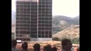 Взрив На Сграда В Сливен