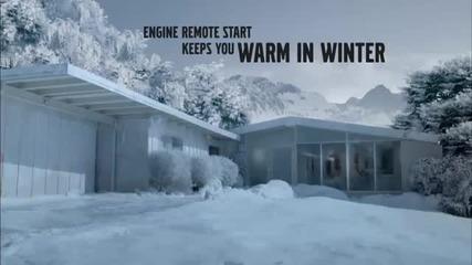 Volvo Remote Start функция
