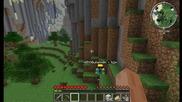 Minecraft Българи правят Gameplay на Английски език #1