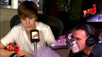 Justin Bieber - Part 6 - About his movie - A propos de son film - Le 69 Nrj