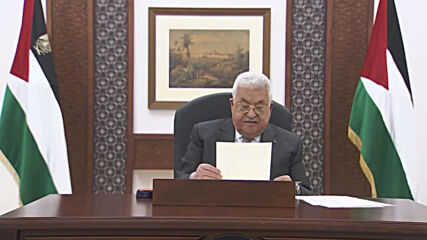 UN: Abbas says Palestinian issue is UN's 'greatest test'