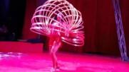 Цирк Арена е в Бургас - август 2020! Еми Велкова!