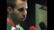 Камило Плачи пое цялата отговорност за тежката загуба от Сърбия