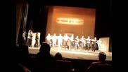 Ванката - Стрижока на репетиция