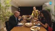 Златното момиче Радина Филипова посреща гости с чар - Черешката на тортата (02.07.2018)