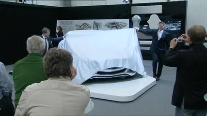 Mercedes F800 Концептуален модел