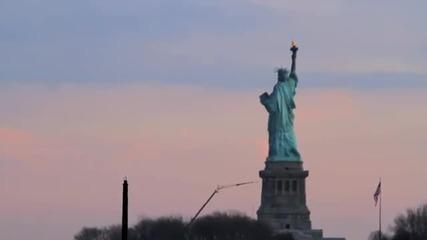 """Летящи """"хора"""" в Ню Йорк"""
