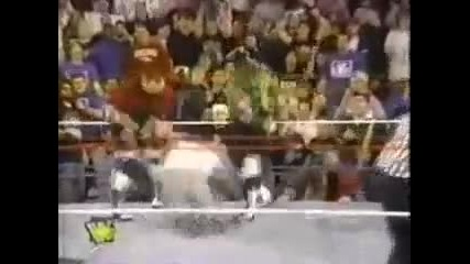 Ecw Invades Wwf Raw Is War in 1997