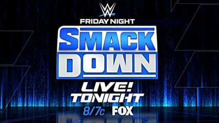 Don't miss a brand-new SmackDown tonight!