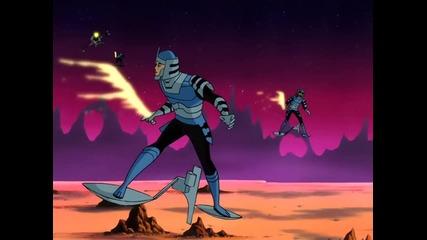 Batman Beyond - 2x23 - Sentries of the Last Cosmos