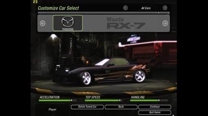 S K T T 2 - Need for Speed Undergound 2