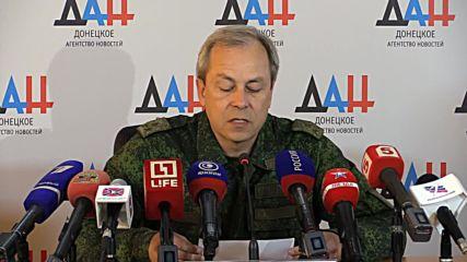 Ukraine: Sparta battalion commander 'Motorola' killed by 'Ukrainian terrorists' – DPR's Basurin