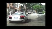 Audi R8 neveroqtna mashina