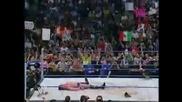 W W E Моменти от кървавият мач между Еди Гереро и Джей Би Ел