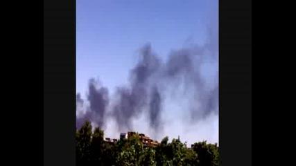 Огромният Пожар Във Видин