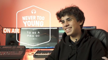 Didn't think being a pro DJ at 14 was possible? Meet Federico