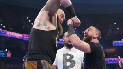 Braun Strowman bashes The B-Team as Drew Gulak escapes: SmackDown, Nov. 15, 2019