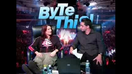 Lita In Byte This (part 1)