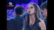 Music Idol 3 - Александра - Blaze of Glory - изпълнение на Bon Jovi от Александра