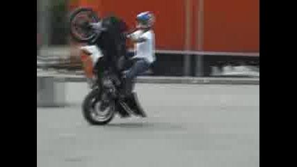 ludi rusnaci trikove s motori