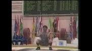 Стефан Топуров 1983г.кат.60кг - 180кг.
