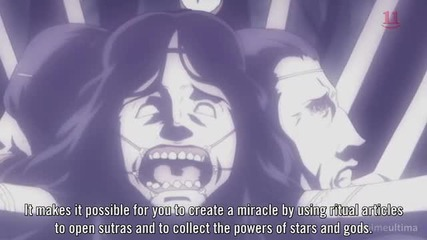 Shikabane Hime- Aka Episode 6 eng subs