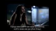 The Vampire Diaries s03e05 (bg sub) [цял]