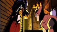 Героите Черната Вдовица и Ястребовото Око от анимацията Отмъстителите: Най-могъщите герои на Земята