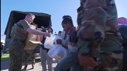 Syria: Russia delivers humanitarian aid to Homs Province