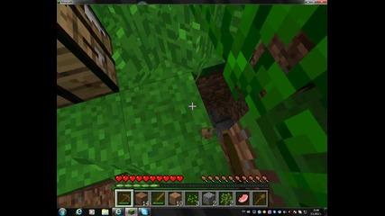 Minecraft-как се прави лопата