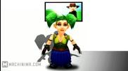 Sluggles Epic Adventure Adventures in Random Dungeon Land (world of Warcraft Machinima)
